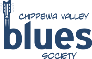Chippewa Valley Blues Society logo