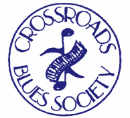 Crossroads Blues Society logo